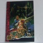Star Wars Galaxy 1993 Topps #65 The Art of Star Wars Trading card